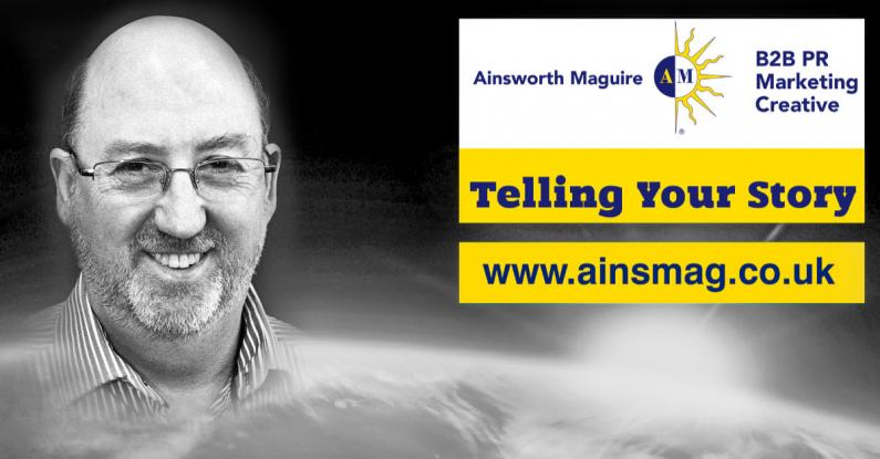 Kevin Ainsworth retired partner from Ainsworth Maguire PR
