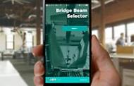Bridge beam selection App