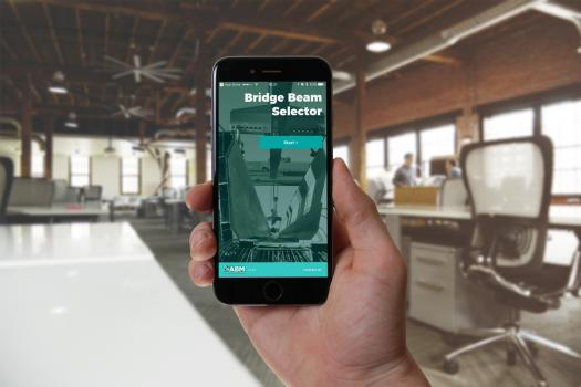1) ABM Precast App - avialable on Andriod and Apple