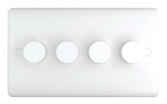 6) Studio dimmer switches are available in many configurations. All Shield products offer easy wiring for quick installation