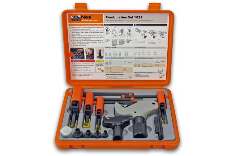 1) The NES repair tool kits are now available in the UK via hand tool specialist Damar International.