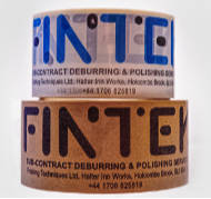 Fintek paper tape replaces plastic