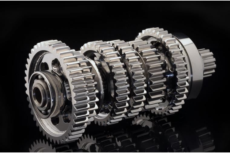 1) Superfinishing gears - just one of many services on show from Fintek on stand D23, Subcon 2018