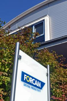 3) Forcam has increased its presence in the UK with the recent appointment of a new managing director to lead growth for the company.
