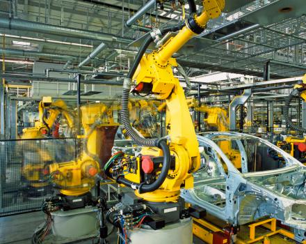 1) Manufacturers typically achieve productivity gains of around 20 percent in the first year following the installation of Forcam's manufacturing execution systems