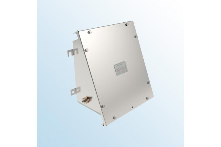 1) Hawke's new EA (Easy Access) range of enclosures for harsh and hazardous environments features a new sloping design
