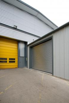 5) Cladding has been selected to match the existing building giving a harmonious and professional finish