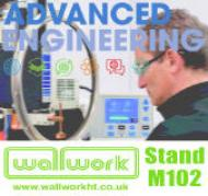 Wallwork at Advanced Engineering 2019