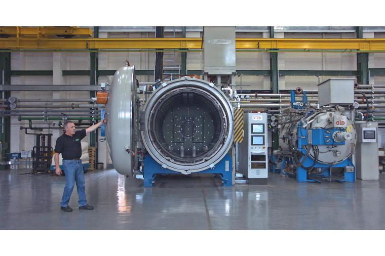 1) Wallwork Birmingham is home to one of the largest vacuum furnaces in the UK, accepting loads of four tonnes and over 2.7 cubic metres