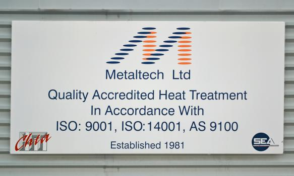 4) Both companies specialise in the thermal processing and coating of metals for the aerospace, automotive, medical device and precision engineering sectors