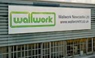 Wallwork Newcastle - new signage