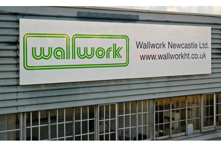 1) Wallwork Newcastle is the new name for Metaltech and a raft of investments planned for the Consett site