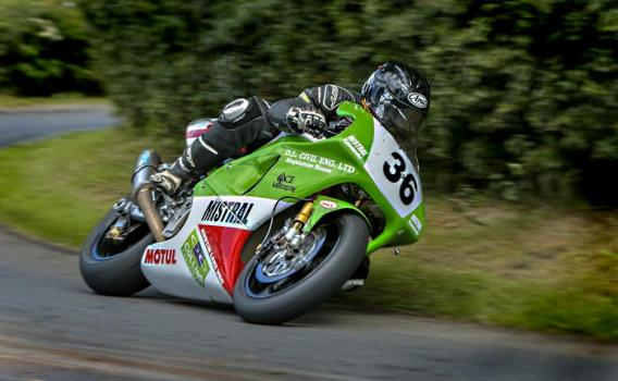 1) Jamie Coward riding for Mistral Classic Racing (image curtesy of Ian Harrison)