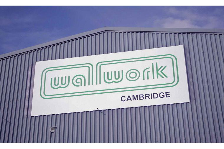 1) Wallwork Cambridge is the new identity for the Group company previously known as Tecvac - it will continue to be a centre of excellence in aerospace coatings technology